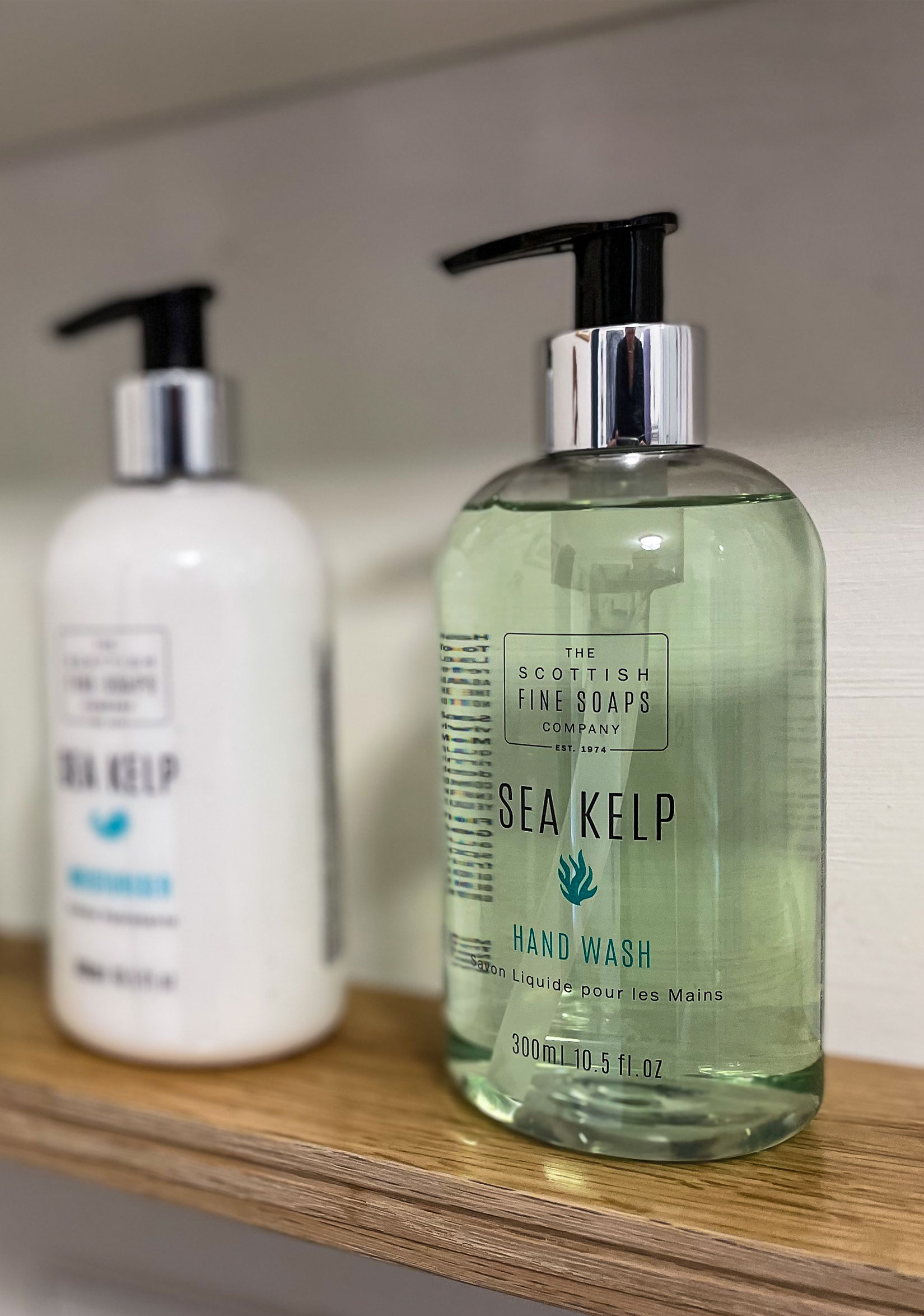 Bathroom Products at Coquet Meadows